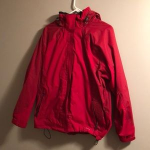 LL Bean Weather Channel Dual Interior Coat